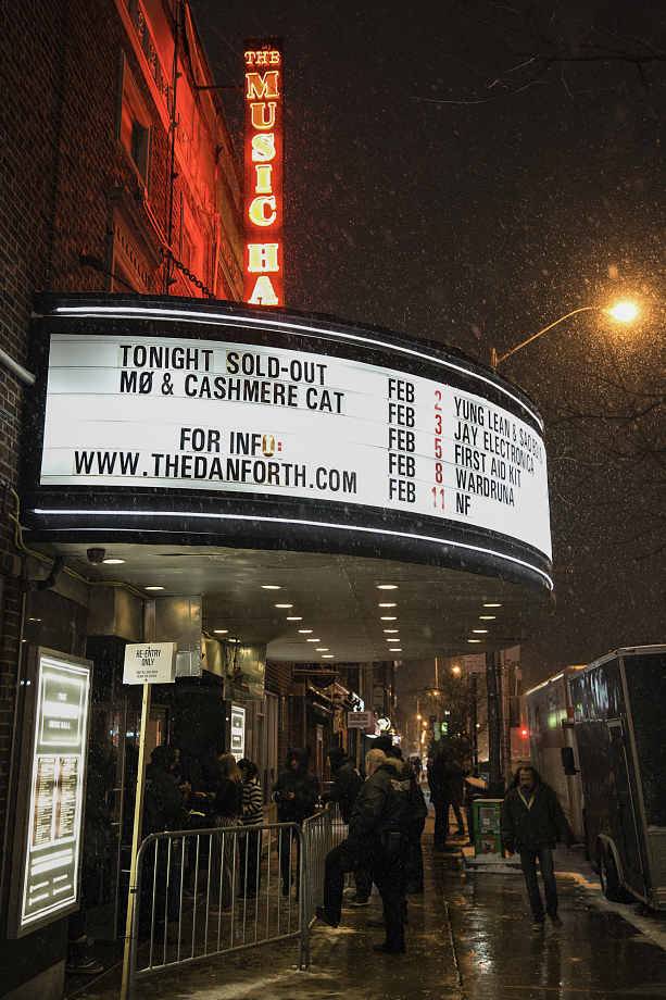 MO And Cashmere Cat in Toronto-1