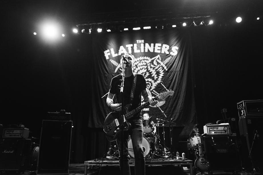 The Flatliners - Danforth Music Hall-9