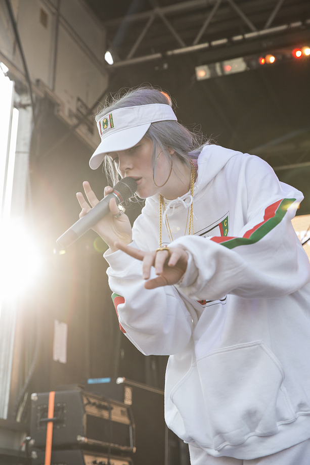 Billie Eilish - The Fader Fort-2