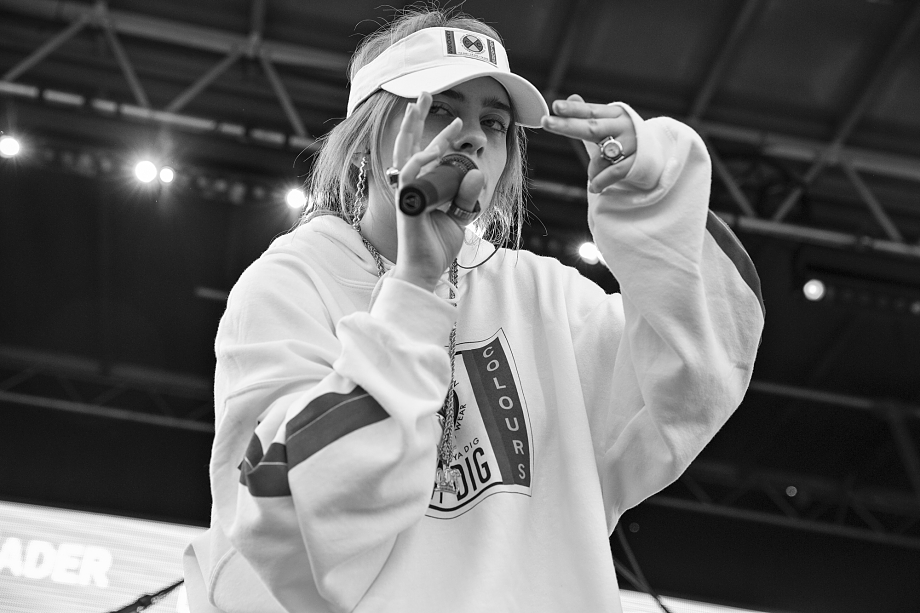 Billie Eilish - The Fader Fort-4