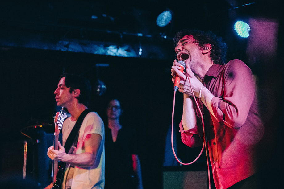 Albert Hammond Jr - The Horseshoe Tavern-10