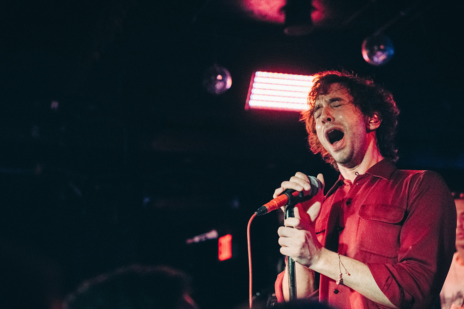 Albert Hammond Jr - The Horseshoe Tavern-12