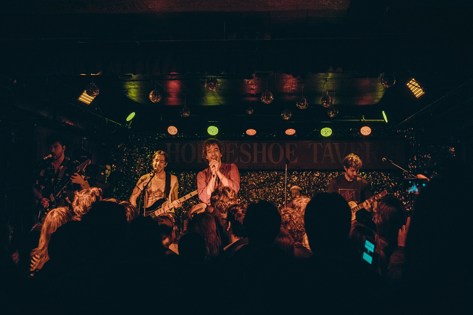 Albert Hammond Jr - The Horseshoe Tavern-14