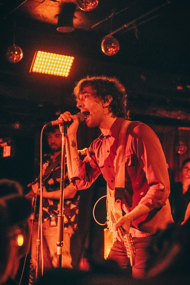 Albert Hammond Jr - The Horseshoe Tavern-3
