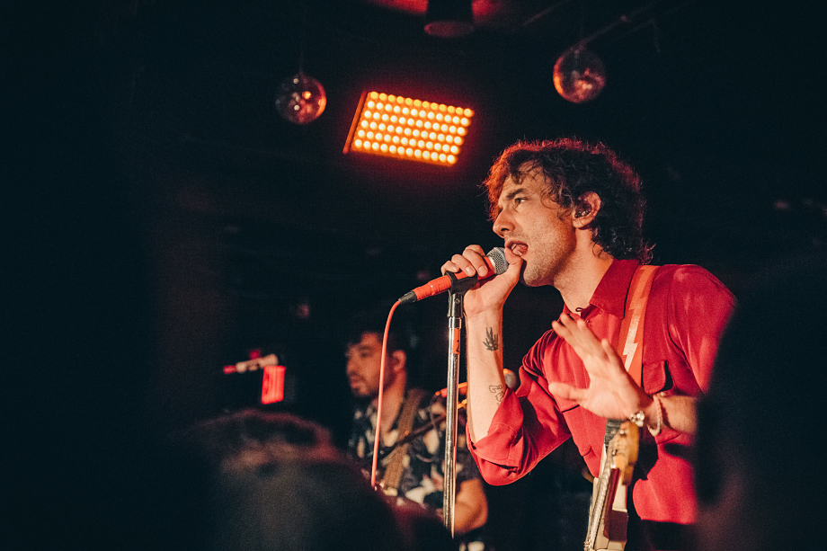 Albert Hammond Jr - The Horseshoe Tavern-7