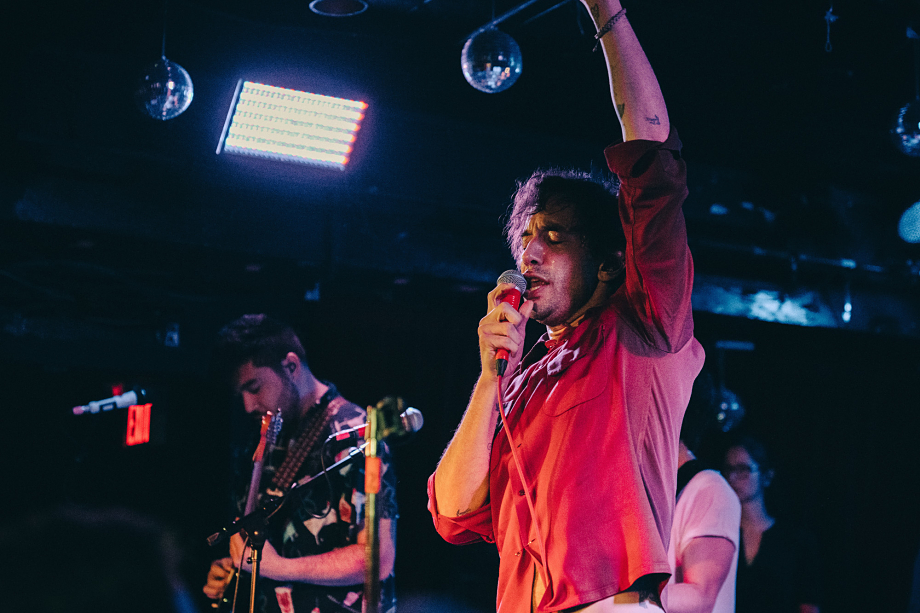 Albert Hammond Jr at The Horseshoe Toronto