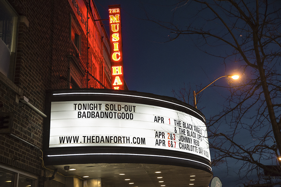 BadBadNotGood in Toronto-1