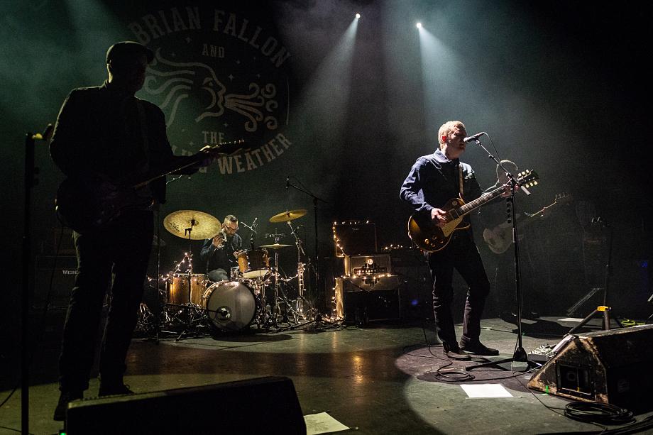 Brian Fallon - Danforth Music Hall-2