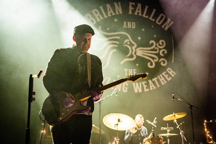 Brian Fallon - Danforth Music Hall-4