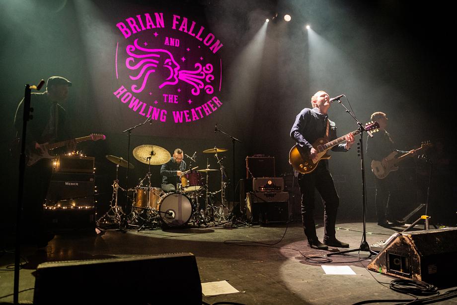 Brian Fallon at The Danforth Toronto