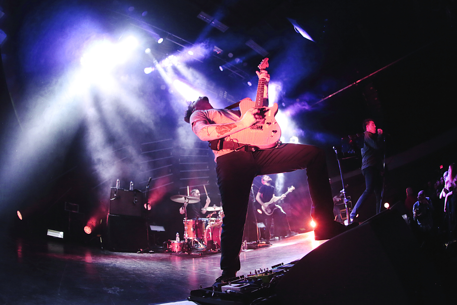 Circa Survive - London Music Hall-12