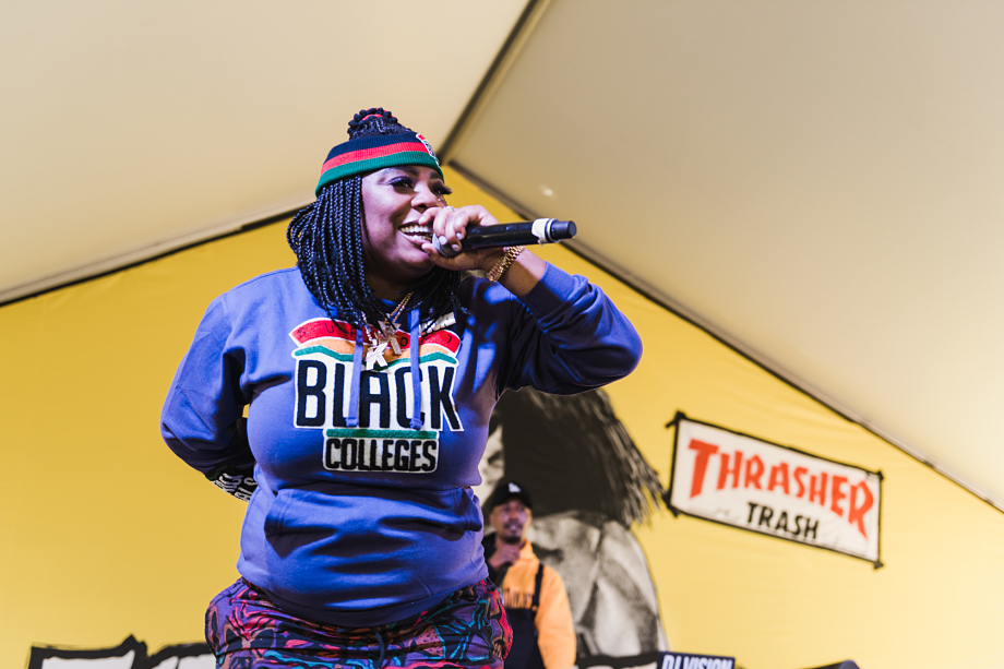 Kamaiyah - Thrasher Death Match-2
