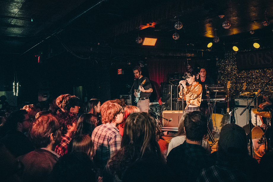 The Marias - The Horseshoe Tavern-2