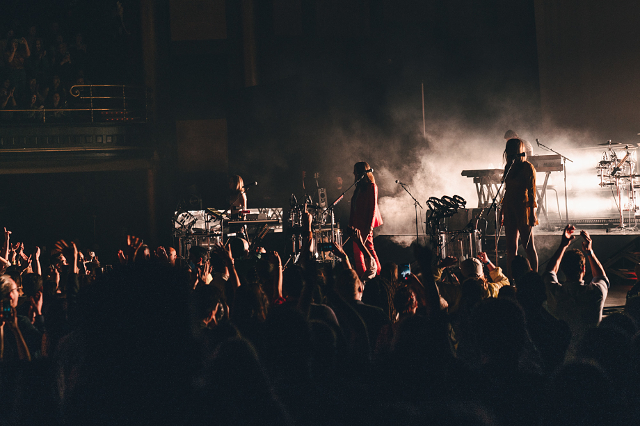 Haim - Massey Hall-1