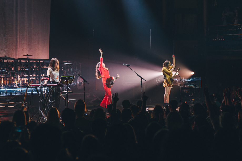 Haim - Massey Hall-11