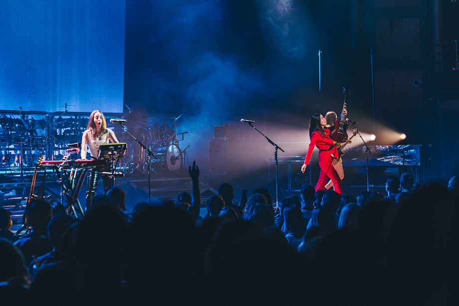 Haim - Massey Hall-13