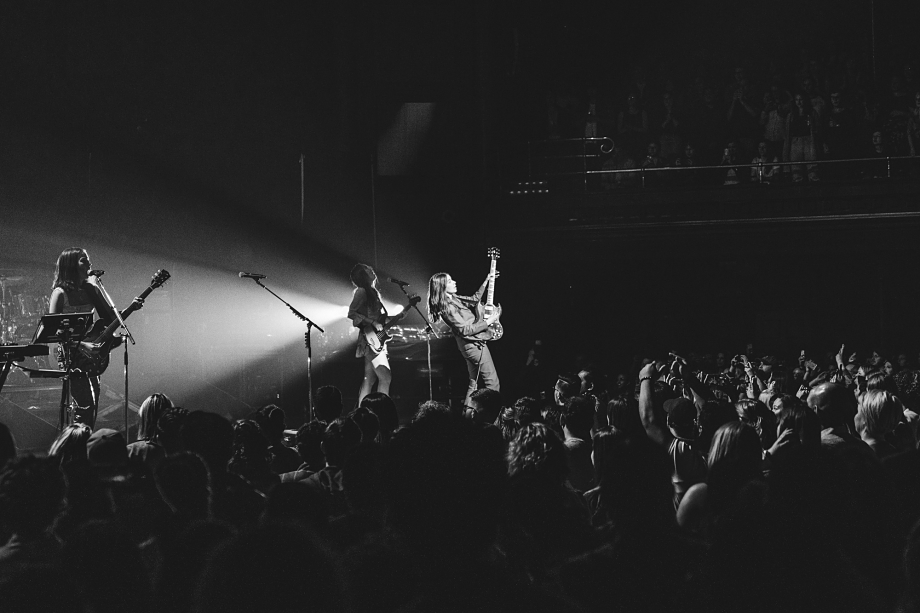 Haim - Massey Hall-14