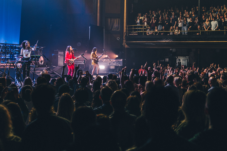 Haim - Massey Hall-16