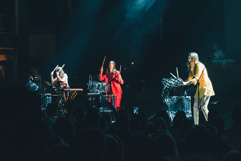 Haim - Massey Hall-7