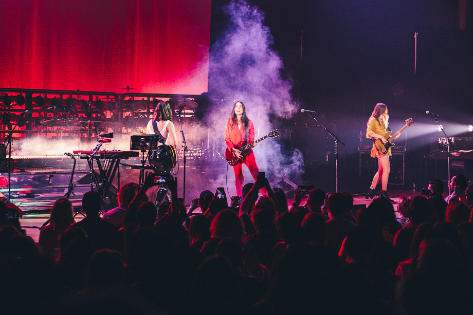 Haim at Massey Hall Toronto