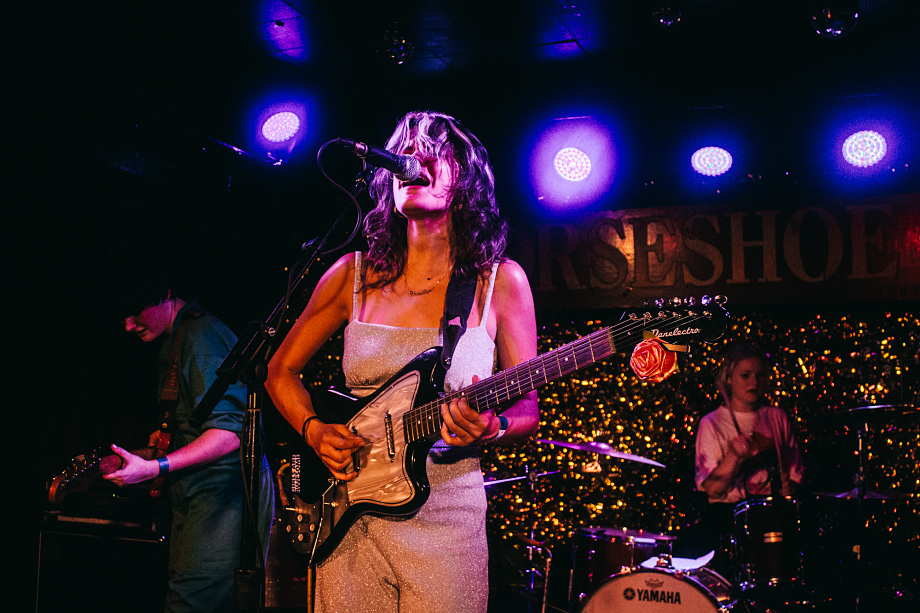 Hinds at The Horseshoe Toronto
