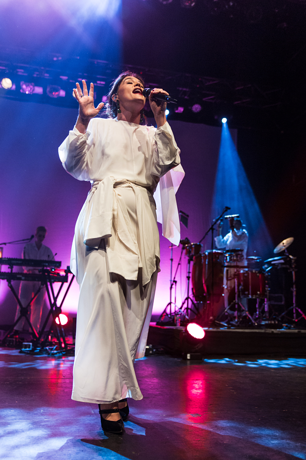 Jessie Ware - Danforth Music Hall-11