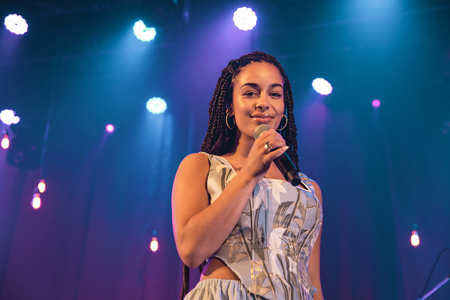 Jorja Smith - The Opera House-15