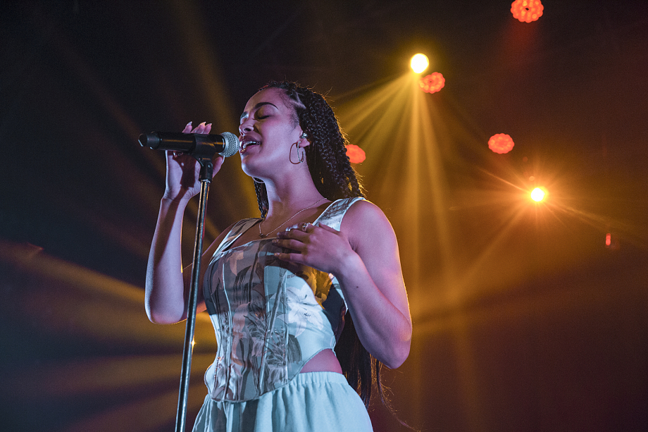 Jorja Smith at The Opera House