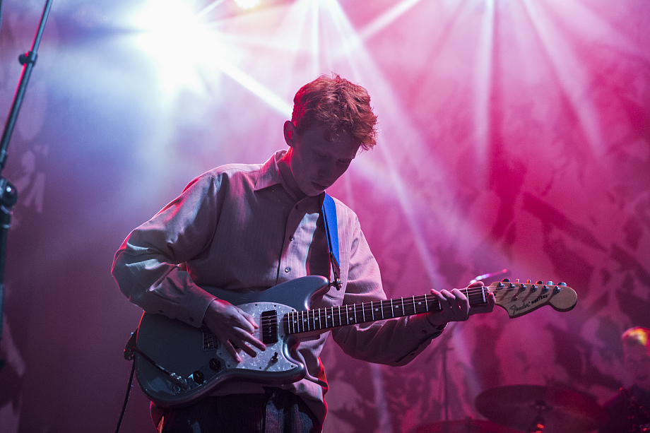 King Krule at Rebel Nightclub