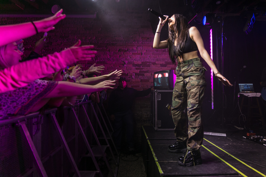 Madison Beer - The Velvet Underground-18