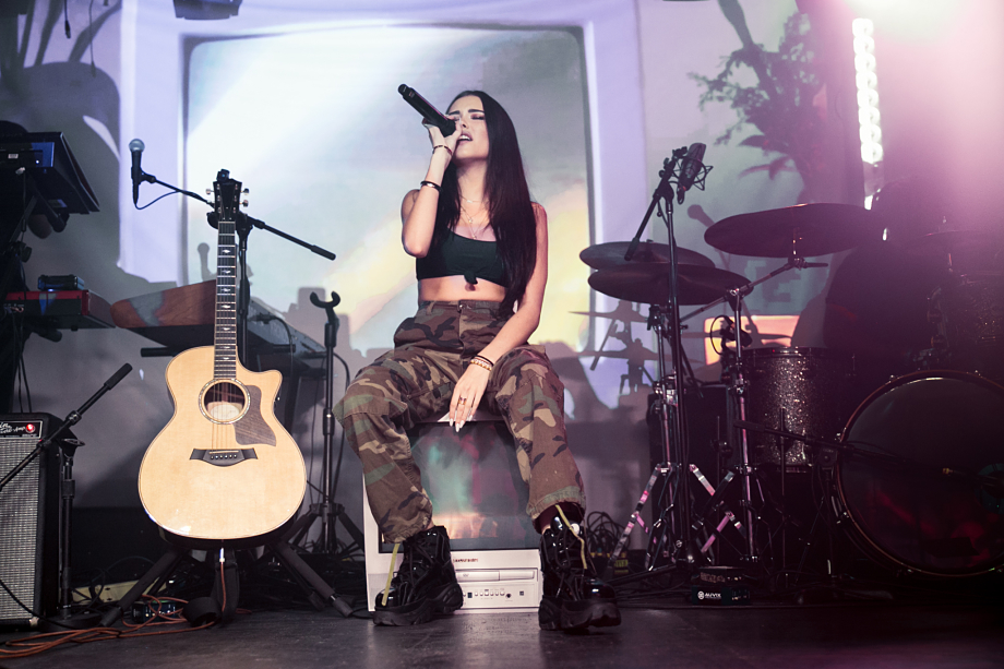 Madison Beer at The Velvet Underground Toronto