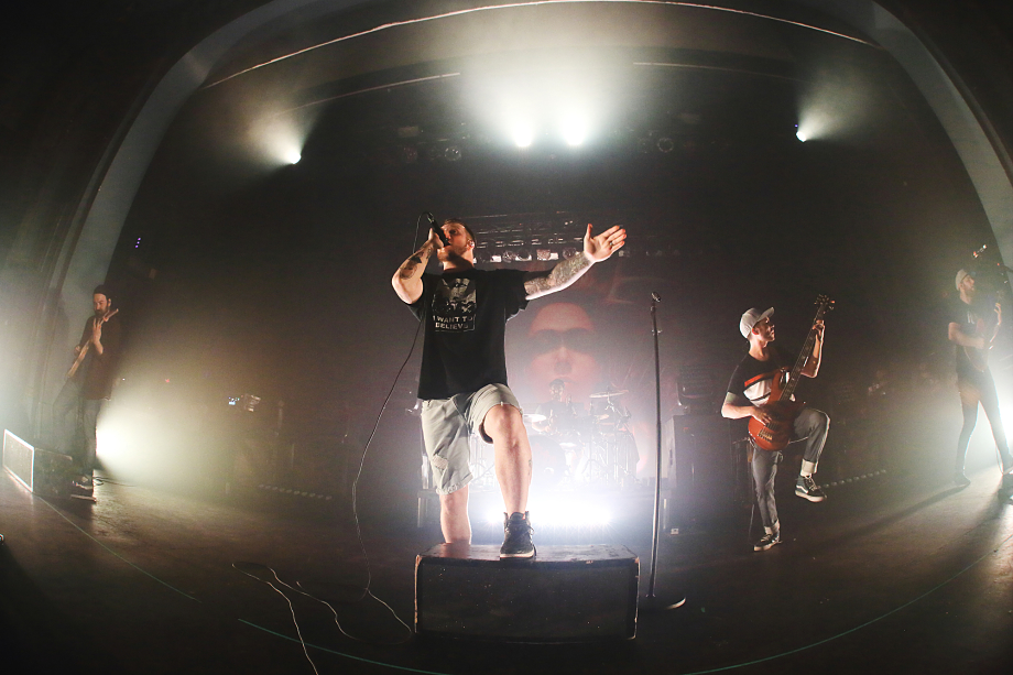 Protest The Hero - Danforth Music Hall-10