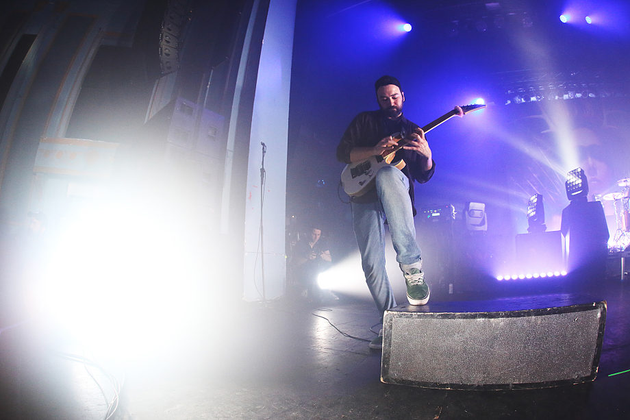 Protest The Hero - Danforth Music Hall-2