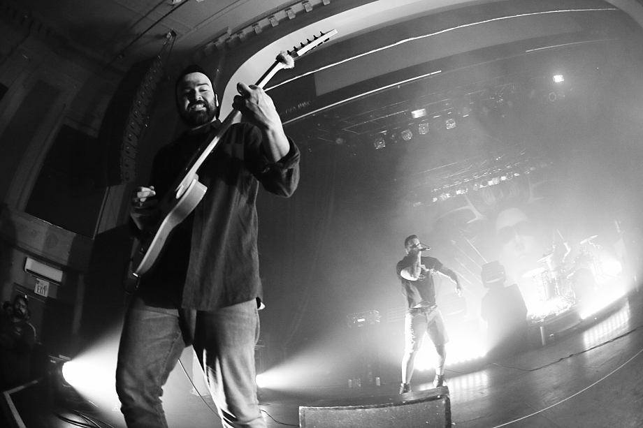 Protest The Hero - Danforth Music Hall-8