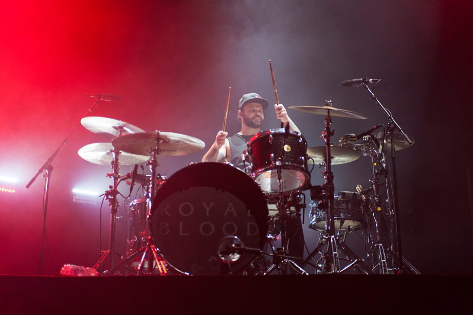 Royal Blood - Budweiser Gardens-3