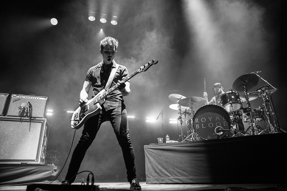Royal Blood - Budweiser Gardens-6