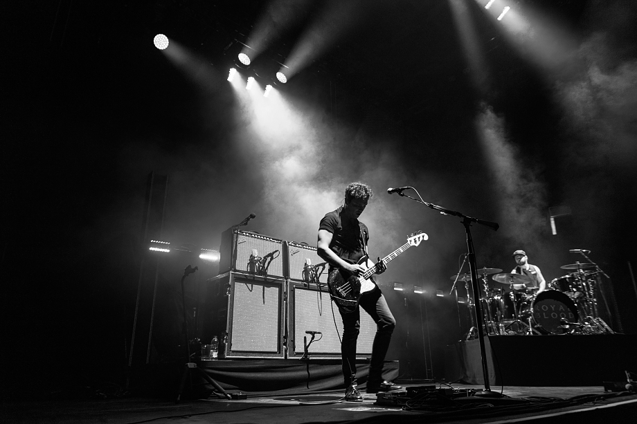 Royal Blood - Budweiser Gardens-7