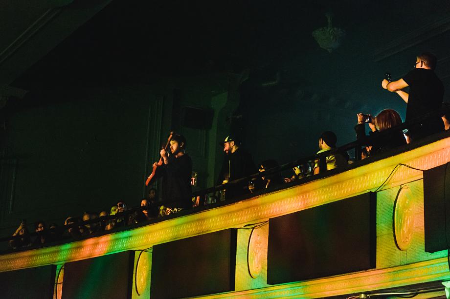 Unknown Mortal Orchestra - Danforth Music Hall-14