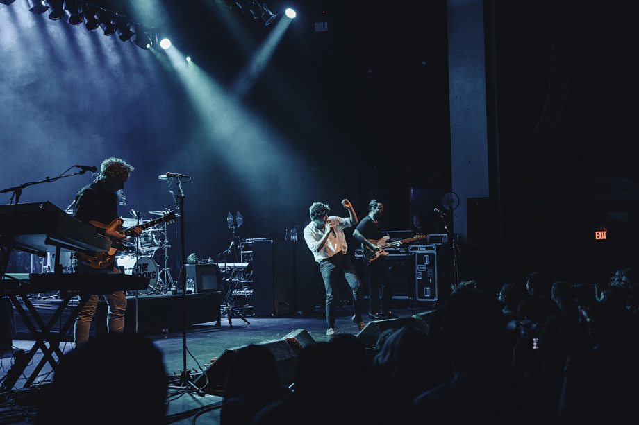 The Kooks - Danforth Music Hall-18