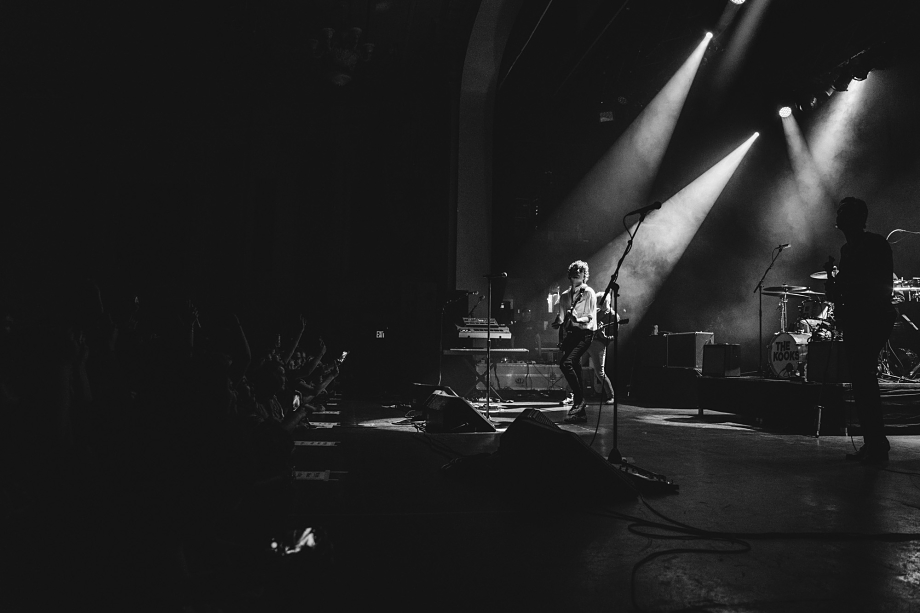The Kooks - Danforth Music Hall-3