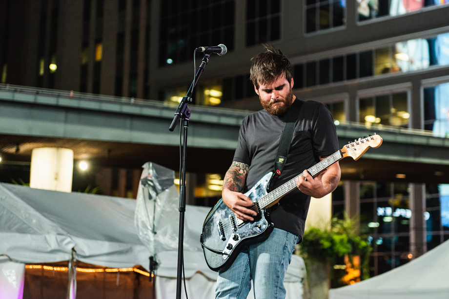 The Flatliners - Yonge-Dundas Square-15