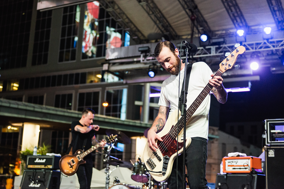 The Flatliners - Yonge-Dundas Square-3