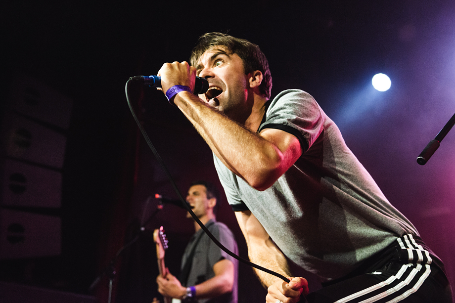 The Vaccines - The Mod Club-11
