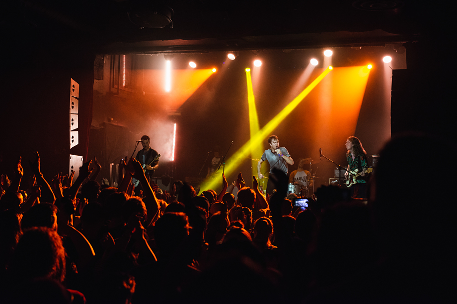 The Vaccines - The Mod Club-12